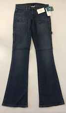 NEW Calvin Klein Low Rise Worker Slim Hip Thigh Skinny Jeans Sz 0x33 $59