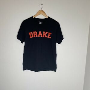 Champion Drake University T Shirt Mens Size Medium