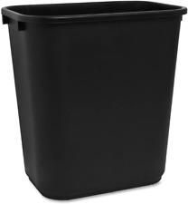 7 Gal Trash Can for Desk Office Home Car Bath Garage Waste Paper Basket Bin Room