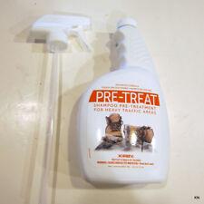 Kirby 22 oz Shampoo Pre-Treatment for Heavy Traffic Areas. Inhibits re-soiling.