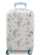 Disney Animators Collection Suitcase Hand Luggage Belle Rolling Cabin Baggage