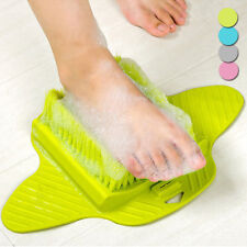 4 Color Hot Easyfeet Bath Foot Scrubber Brush Massager Shower Clean Slippers