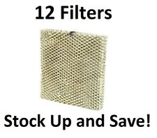 (12) Humidifier Furnace Filter for Honeywell Model HE220A NEW