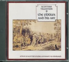 Scottish Tradition 9 The Fiddler and His Art CD Album Excellent Condition