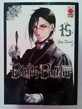 Black Butler n.15 di Yana Toboso * Kuroshitsuji * Prima ed. Planet Manga