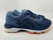 Asics GT 2000 v 6 Size 6 M (B) EU 37 Women's Running Shoes Indigo/Blue T855N
