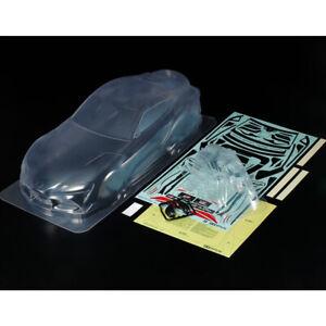 Tamiya 51622 RC 1/10 Clear Body Set - Toyota GR Supra