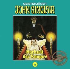 John Sinclair hörbücher CD Format