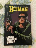 Hitman: Who Dares Wins by Garth Ennis (DC TPB) OOP