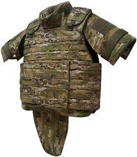 New size XXXL MultiCam Tactical Modular Vest MOLLE, Plate Carrier