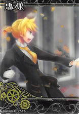 Vocaloid Daughter of Evil Wafer Choco Trading Card Len Kagamine Bad-II-09 Allen