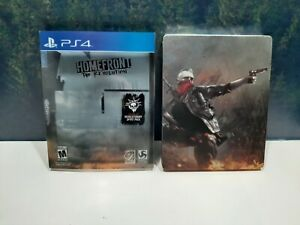 Homefront The Revolution Steelbook Sony PlayStation 4 PS4 Game + Revolution Pack