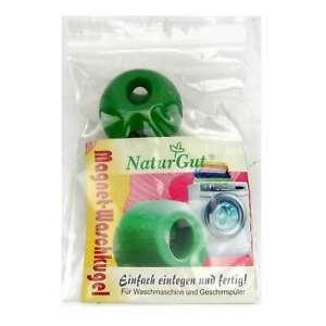 NaturGut Magnet Waschkugel für Waschmaschine und Geschirrspüler
