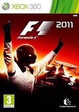 F1 2011 XBOX360 - totalmente in italiano