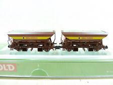 Ladenneu Arnold Spur N Güterwagen EBW Schüttgutwagen-Set HN 6123 HN6123 NOS