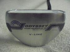 """Odyssey Works Versa V-Line NI - 35"""" Heel-Shafted Putter w/SuperStroke 3.0 Grip"""