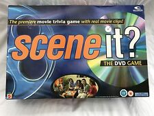 Screenlife Scene It? Movie Edition DVD Game