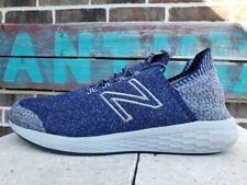 New Balance Mens Fresh Foam Cruz Sockfit Running Shoes Blue MCRZSSB2 Knit 13D