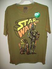 NEW Mens Star Wars Droid  T-shirt XL