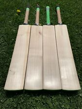 Plain Grade 2 English Willow Cricket Bat