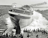 Photograph of the Vintage Steamship Western Star Launch Year 1903 8x10