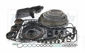 Fits Chevy Cruze Terrain 6T40 6T45 Transmission Deluxe Rebuild Kit 2008-On