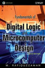 NEW Fundamentals of Digital Logic and Microcomputer Design, 5th Edition