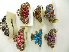 US Seller-wholesale lot 12 pcs vintage retro hair claws clips
