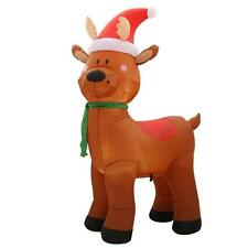 6 ft. Reindeer Christmas Inflatable