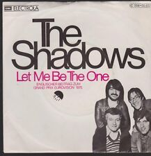 "7"" The Shadows Let Me Be The One / Stand Up Like A Man (Grand Prix) 70`s"