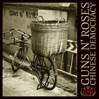 GUNS N ROSES Chinese Democracy BANNER HUGE 4X4 Ft Fabric Poster Tapestry Flag