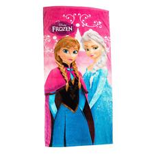 Frozen  Kid's girls beach bath pool swim towel cotton one sz fit all b