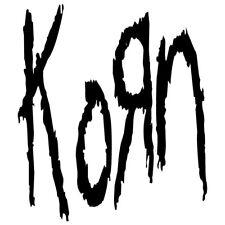 Korn Logo Auto Deko Folie 10 cm x 10 cm viele Farben DECUT DECAL ANSEHEN
