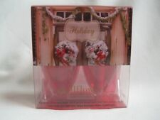 White Barn Holiday Wallflowers 2 Refill Bulbs Bath and Body Works New in Box