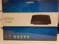 "Cisco Linksys Model:N300 Smart WiFi Router E1200 /""Retail Box/"""