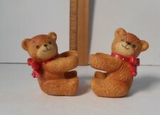 Vintage 1980 Lucy & Me . Candle Huggers - Enesco Retired