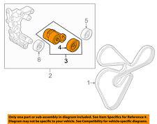 KIA OEM 09-15 Optima-Serpentine Drive Fan Belt Tensioner 2528125000