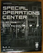 1/6 Scale Special Operations Center Glint team leader Ryder Watson Dam Toys
