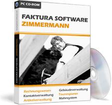 Zimmermann-Software,Handwerkersoftware,Rechnungsprogramm,Zimmerei,Abbund,Holzbau