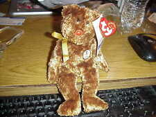 RETIRED TY BEANIE BEAR**CHINA*2002 FIFA WORLD CUP SOCCER CHAMSIONSHIP