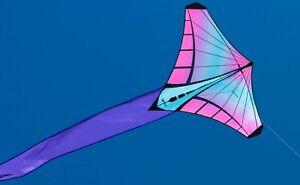 NEW Prism Mantis Single Line Kite! Iris Purple, GREAT Quality!