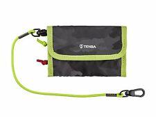 Tenba Tools Reload Universal - Memory Card Wallet - Black/Lime