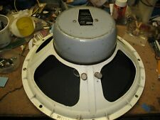"Altec 418B 15"" speaker"