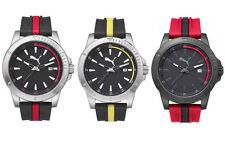 PUMA Armbanduhren aus Silikon/Gummi mit Matte