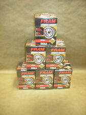 6x Fram DG8A Extra Guard Oil Filter NEW FORD V8 FL-1A  W/ PFTE Engine Protectant
