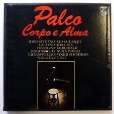 PALCO CORPO e ALMA 3-LP Box BRAZIL Near-MINT GAL COSTA Jorge Ben BADEN POWELL