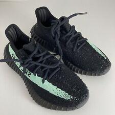 """adidas yeezy boost 350 v2 """"black green"""" Men's 6/  Women's 7 Rare & Ltd Sample"""