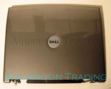 NEW Genuine OEM DELL Laptop Latitude D520 LCD Top Lid Rear Back Cover KG101