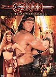Conan the Adventurer (DVD, 2004, 5-Disc Set) LIKE NEW