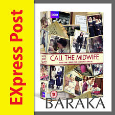 Call the Midwife series season 1, 2 + Christmas Special DVD Box Set BBC TV